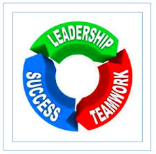Success Leadership Teamwork Logo