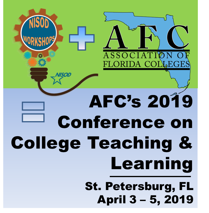 Teachers As Leaders Forum 2016 Workshop >> Afc 2019 Conference On Teaching And Learning