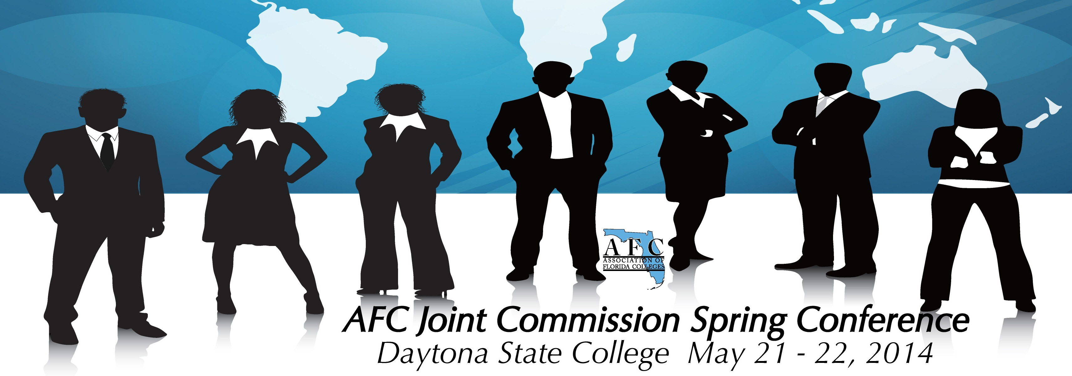 AFC Joint Commission Spring Conference Banner